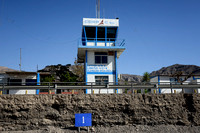 Nazca airport tower