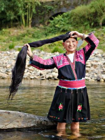 Yao lady
