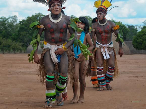 Xingu Vanishing Cultures Pho...