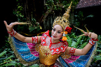 Classical Thai Dancers